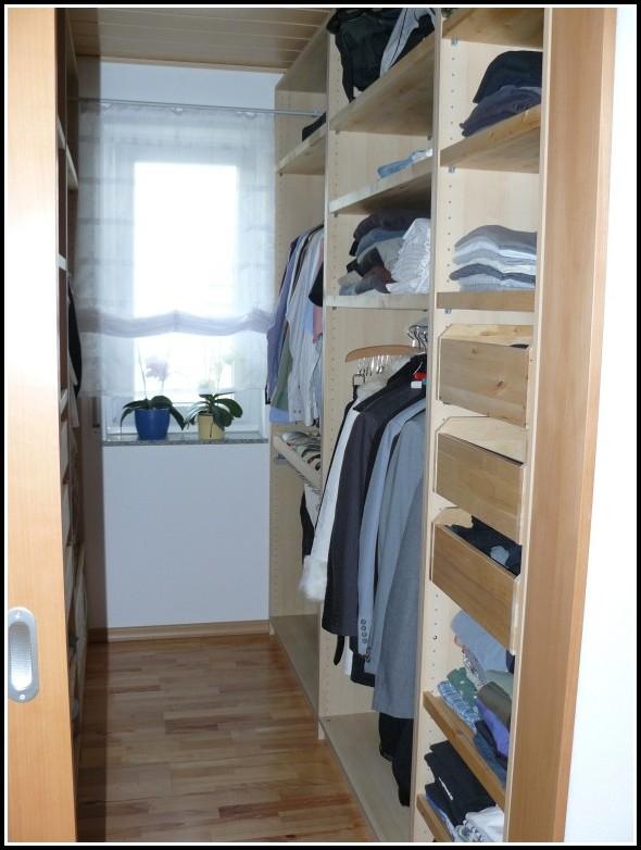 Kleines Schlafzimmer Begehbarer Kleiderschrank