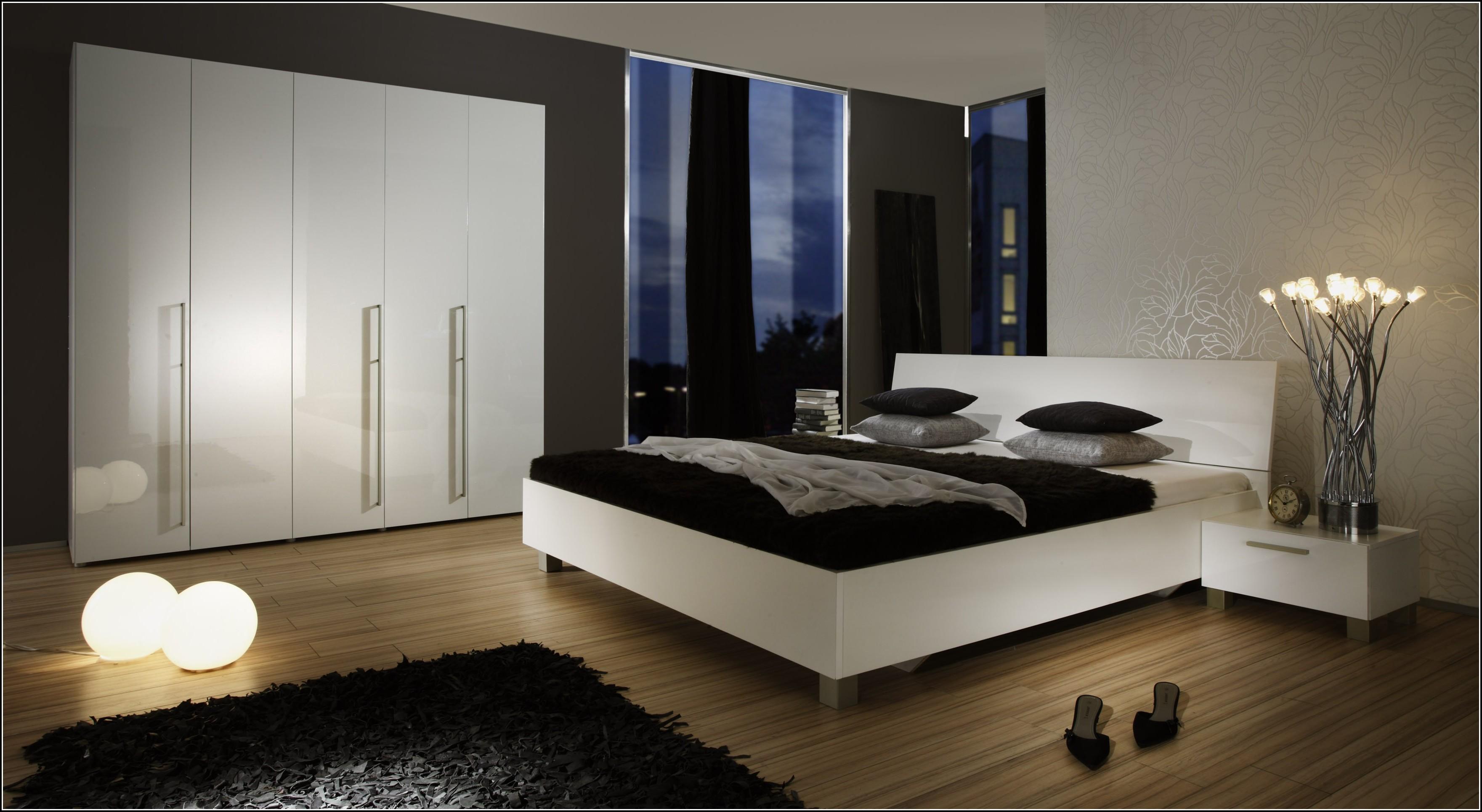 Komplett Schlafzimmer 140x200 Bett Schlafzimmermöbel