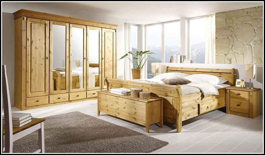 Landhaus Schlafzimmer Komplett