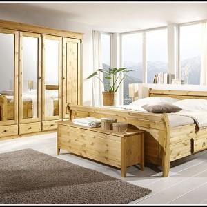 Schlafzimmer Komplett Massivholz Günstig - schlafzimmer : House und ...