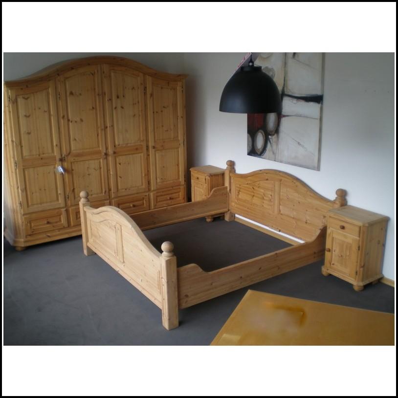 Schlafzimmer Komplettset Landhaus