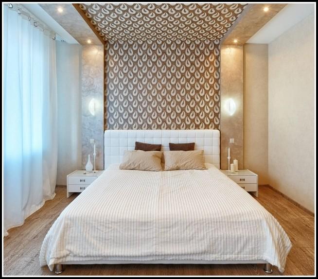 Tapeten Schlafzimmer Landhaus