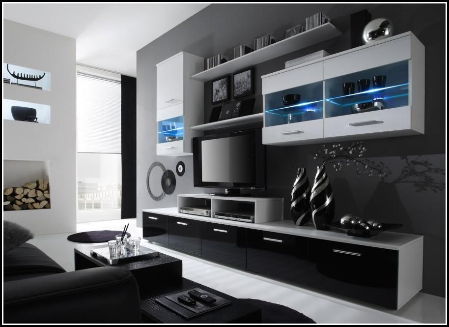 Anbauwände Für Wohnzimmer