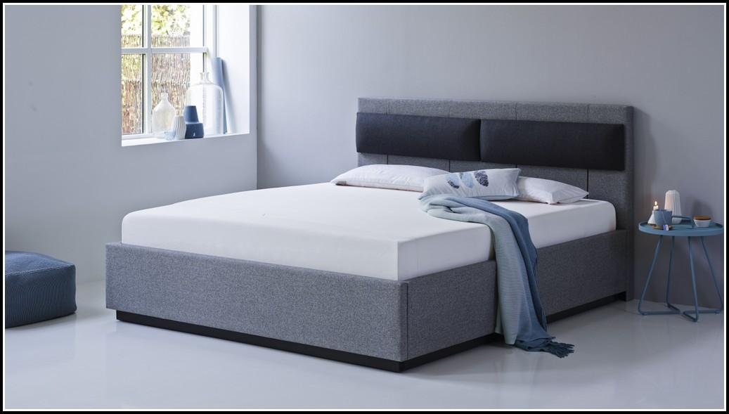 bett mit matratze 160x200 betten house und dekor. Black Bedroom Furniture Sets. Home Design Ideas