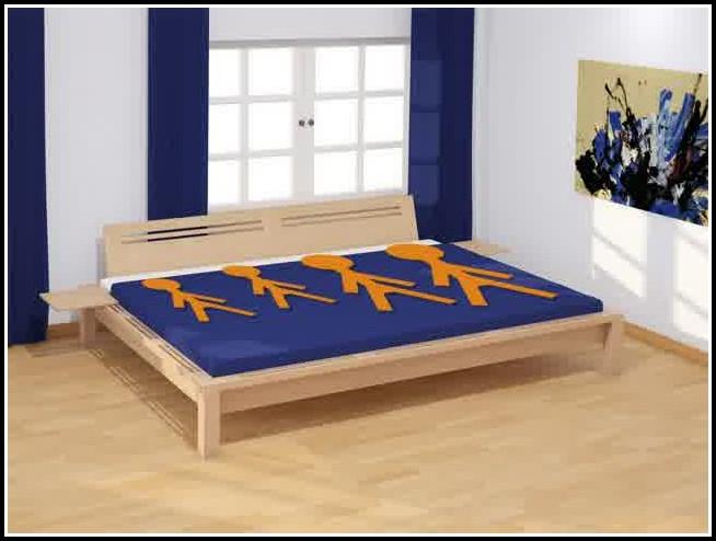 Bett selber bauen 140x200 betten house und dekor for Bett 140x200 selber bauen