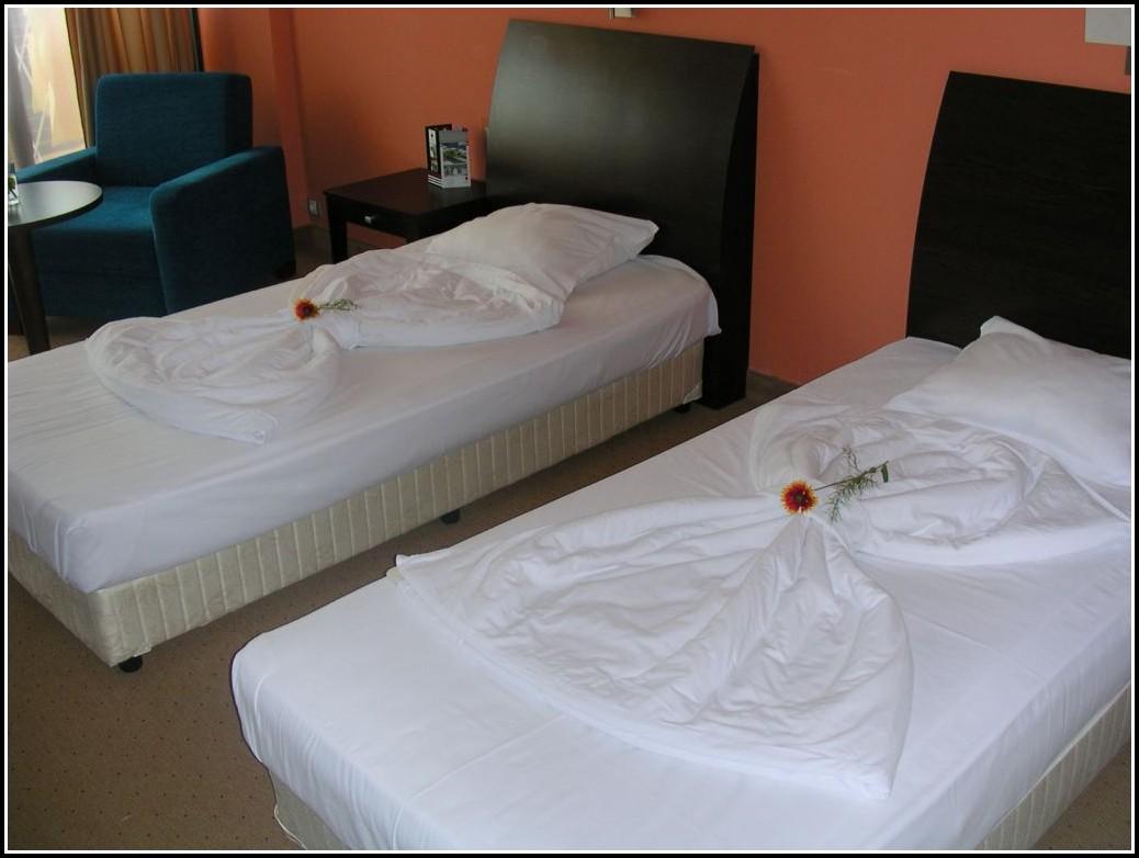 Betten Machen Wie Im Hotel