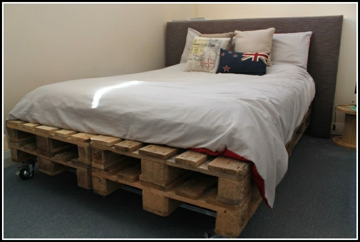 Betten Selber Bauen Aus Paletten