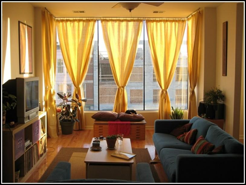 gardinen und vorhänge für wohnzimmer