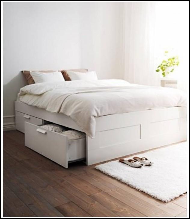 ikea bett 140x200 brimnes betten house und dekor. Black Bedroom Furniture Sets. Home Design Ideas