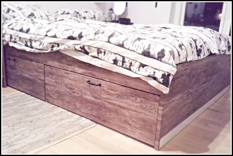 ikea bett brimnes betten house und dekor galerie. Black Bedroom Furniture Sets. Home Design Ideas