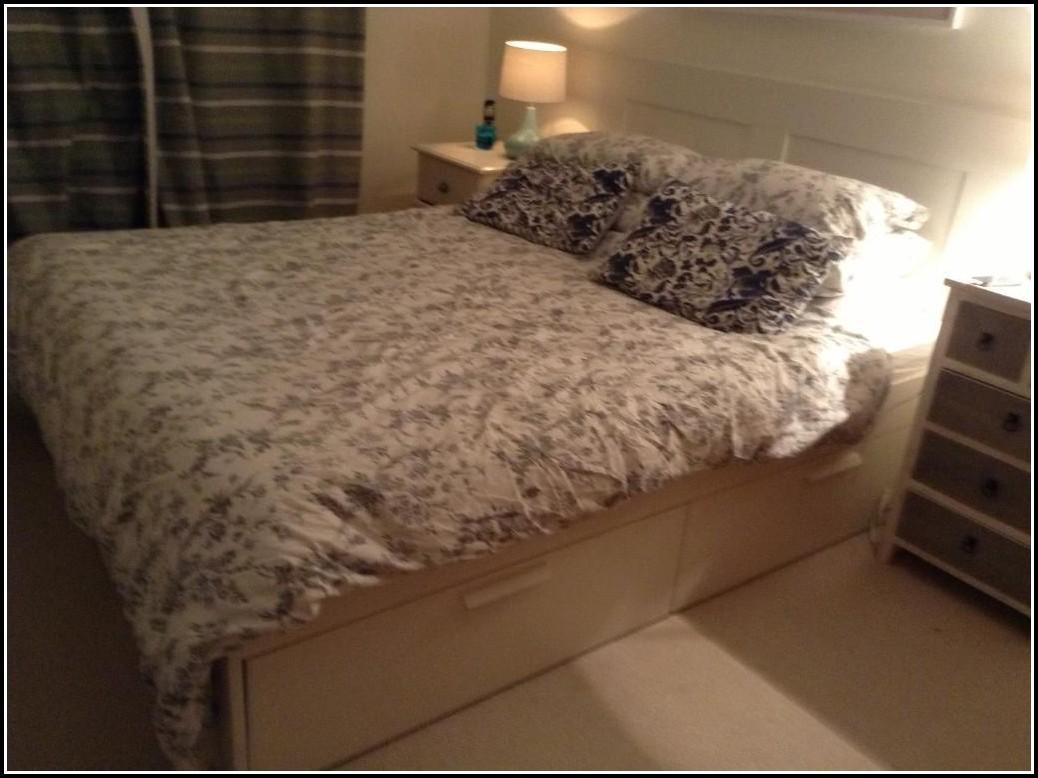 ikea brimnes bett 140x200 betten house und dekor. Black Bedroom Furniture Sets. Home Design Ideas