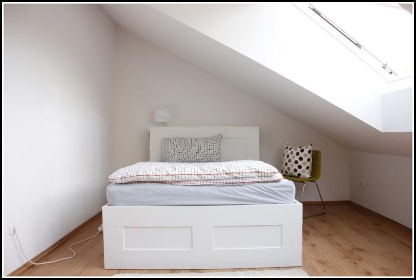 ikea brimnes bett gebraucht betten house und dekor. Black Bedroom Furniture Sets. Home Design Ideas