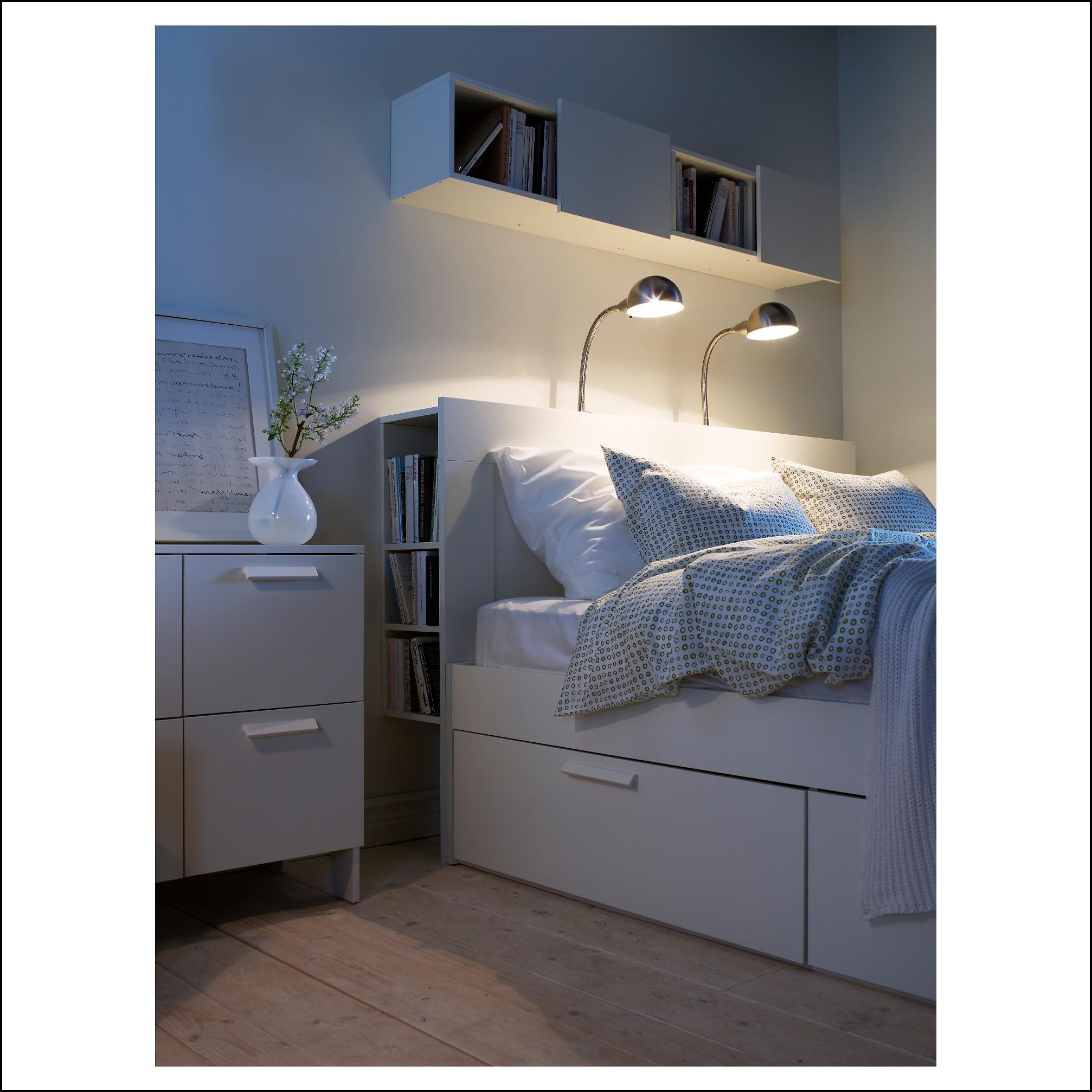 ikea brimnes bett kopfteil betten house und dekor. Black Bedroom Furniture Sets. Home Design Ideas