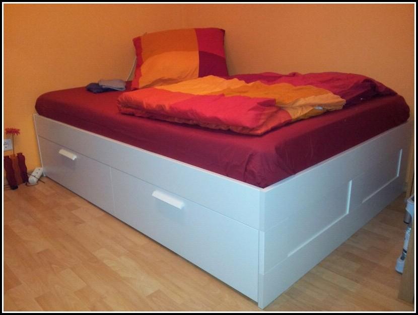 ikea brimnes bett betten house und dekor galerie. Black Bedroom Furniture Sets. Home Design Ideas
