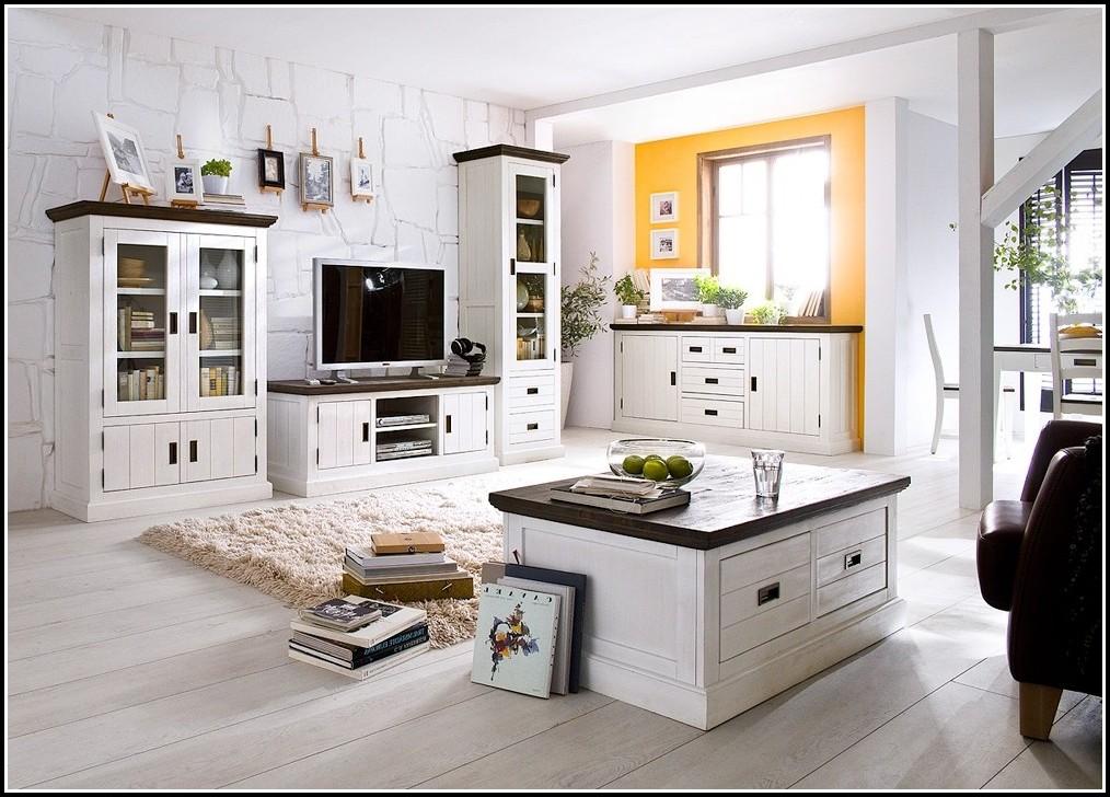 Landhausmöbel Wohnzimmerschrank