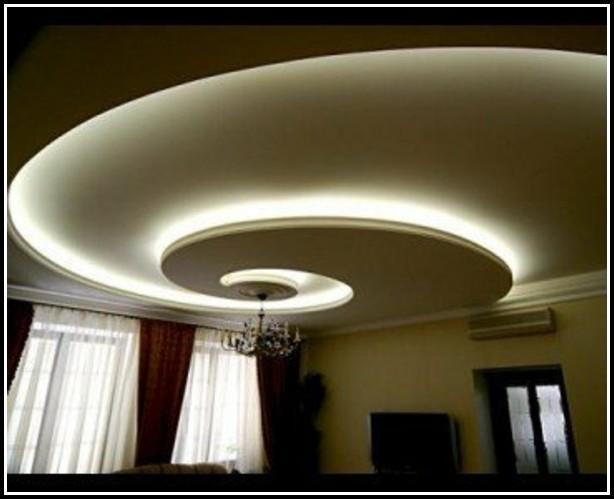 led indirekte deckenbeleuchtung wohnzimmer