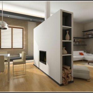 Raumteiler Wohnzimmer Essbereich