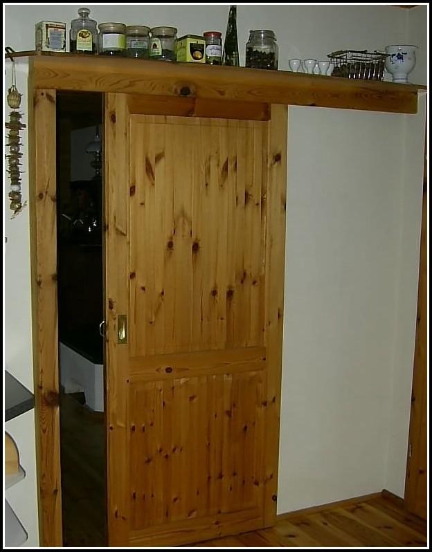Schiebetüren Wohnzimmer Holz