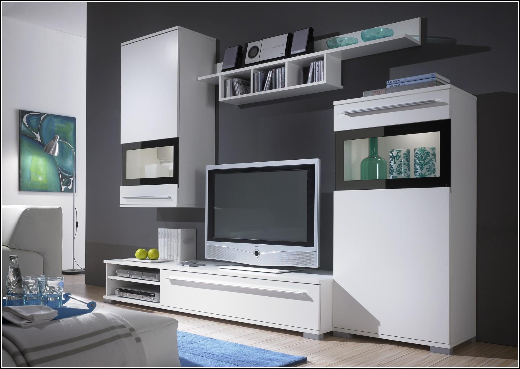 Schrank Wohnzimmer Weiß