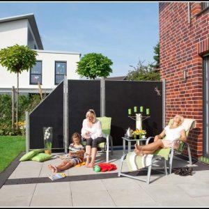 Sichtschutz Für Terrasse Aus Glas