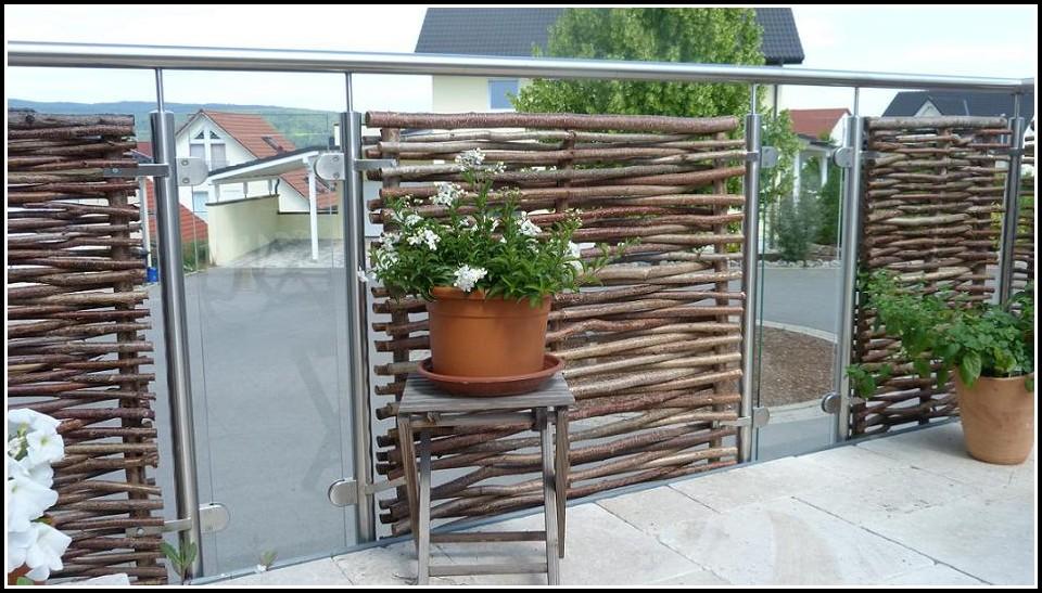 Sichtschutz Terrasse Holz Und Glas Download Page Beste Wohnideen