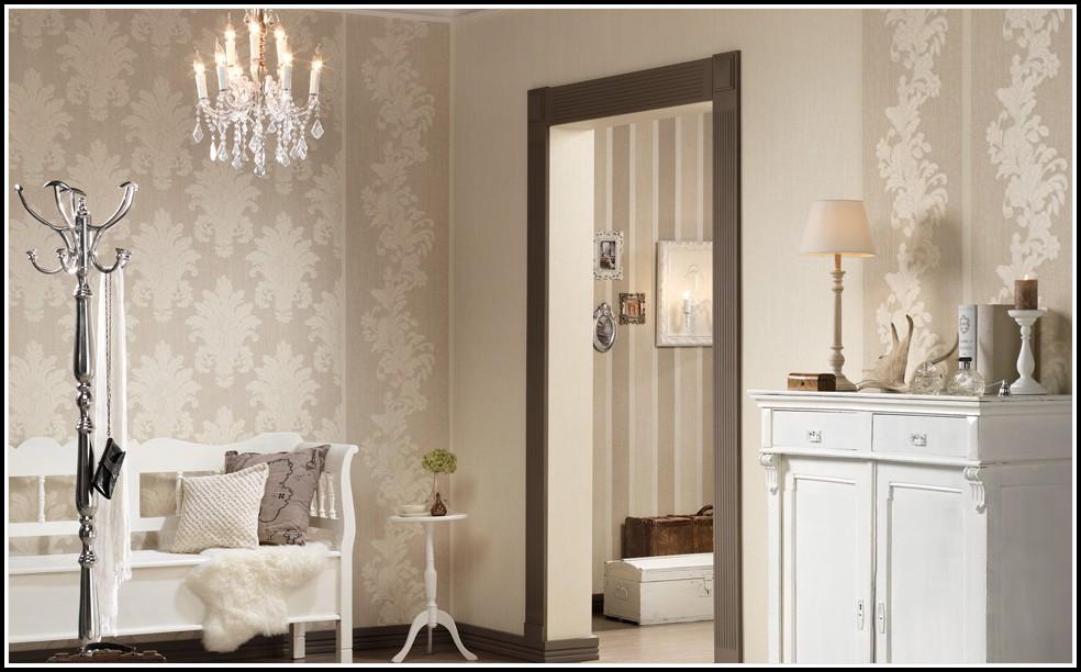 Tapete Gestaltung Für Wohnzimmer