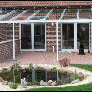 Terrassenüberdachung Alu Bausatz