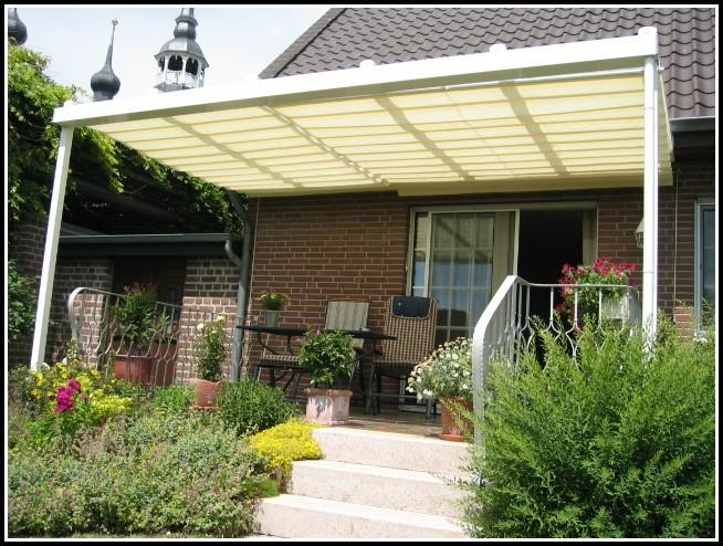 Terrassenüberdachung Alu Selber Bauen Anleitung
