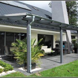 Terrassenüberdachung Aus Holz Oder Alu