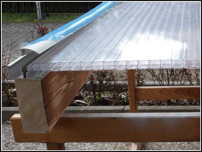 Terrassenüberdachung Bauen Anleitung