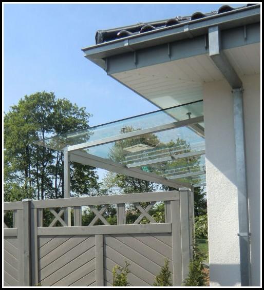 Terrassenüberdachung Bausatz Alu