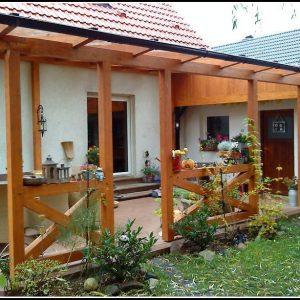 Terrassenüberdachung Holz Glas Nrw