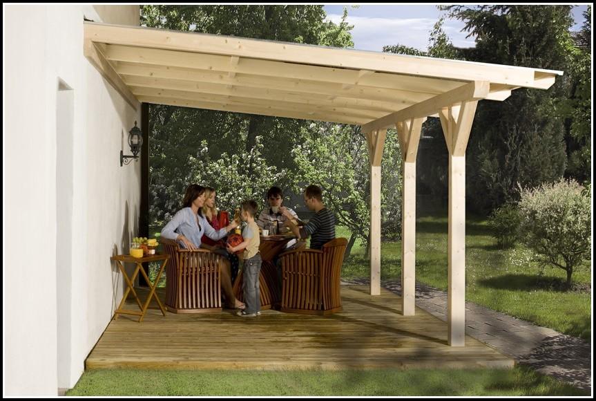 Terrassenüberdachung Holz Selber Bauen - terrasse : House und Dekor ...