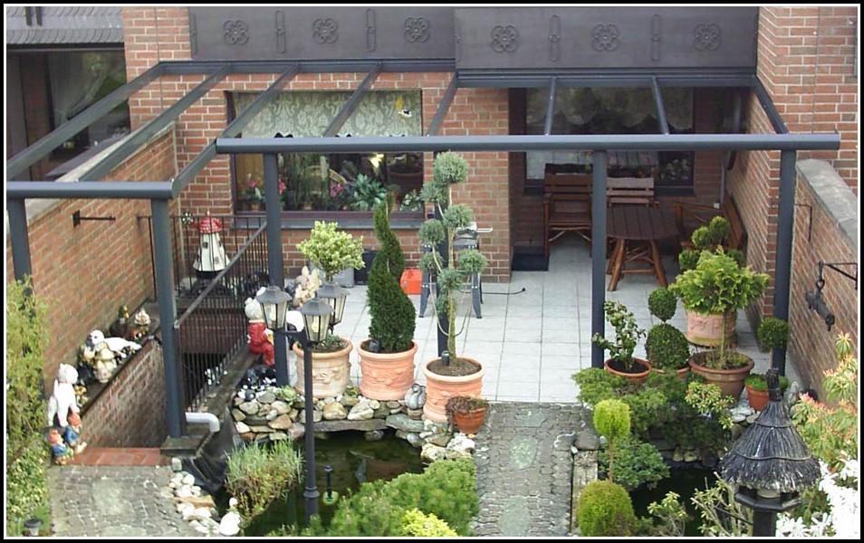 Terrassenuberdachung Selber Bauen Alu Terrasse House Und Dekor