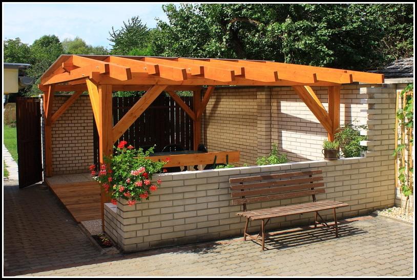 Terrassenüberdachung Selber Bauen Kosten