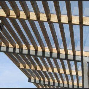 Terrassenüberdachung Selbstbau Anleitung