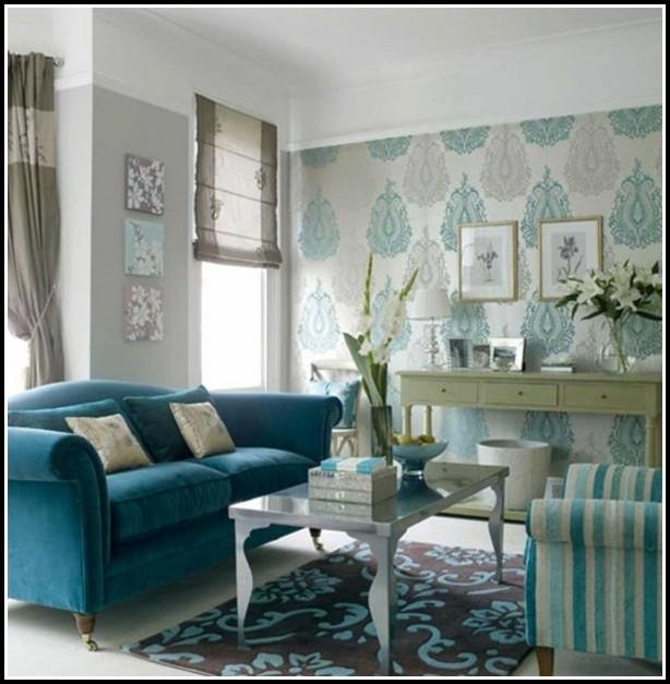 Welche Tapete Für Wohnzimmer