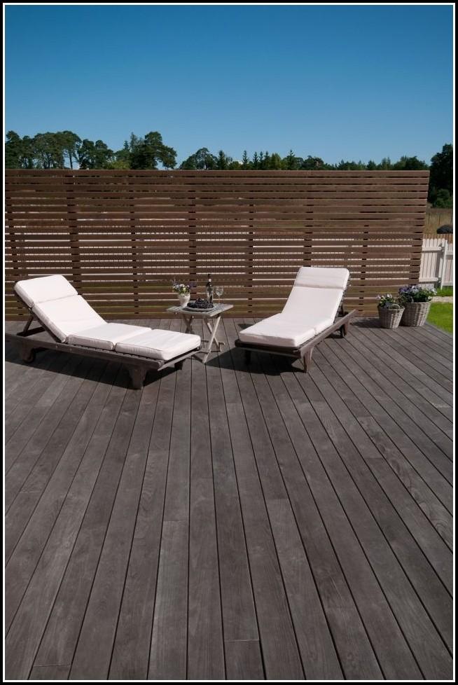 Welches Holz Für Terrasse Am Besten