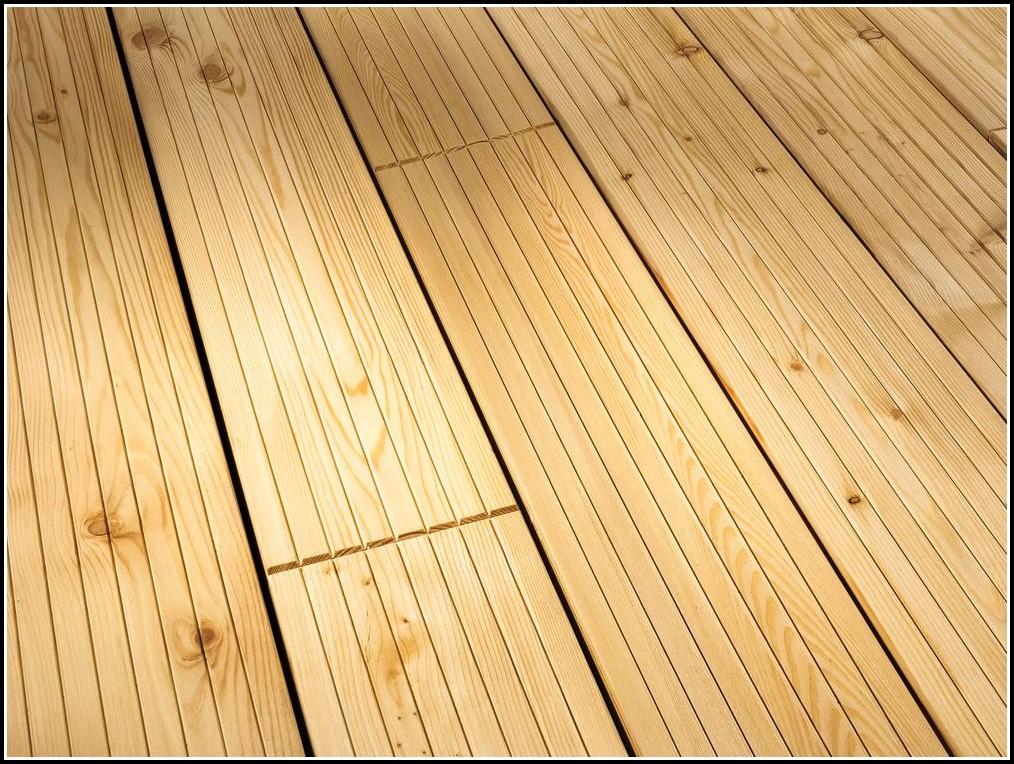 Welches Holz Für Terrassen Unterkonstruktion
