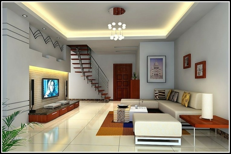 Wohnzimmer Decke Indirekte Beleuchtung