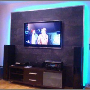 Wohnzimmer Ideen Tv Wand