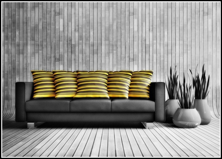 Wohnzimmer Tapeten Muster