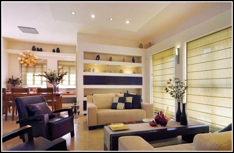 Wohnzimmer Wand Indirekte Beleuchtung