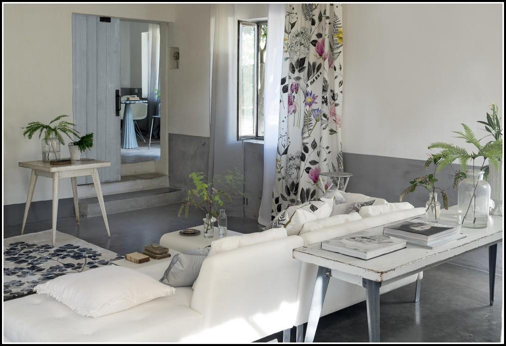 Wohnzimmer Weiss Beige