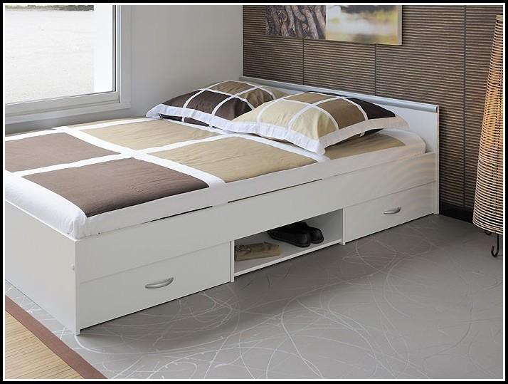 Ikea Bett Weis 140x200
