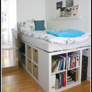 Bett Tisch Ikea