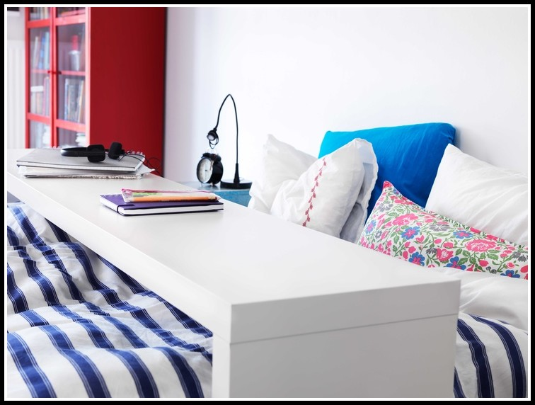 bett tisch von ikea betten house und dekor galerie. Black Bedroom Furniture Sets. Home Design Ideas