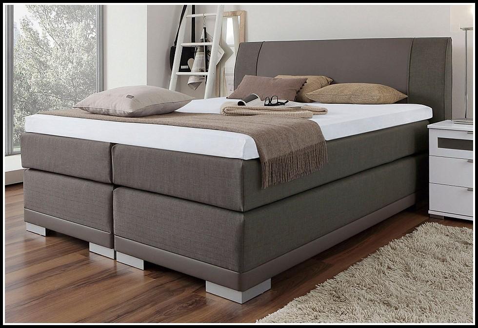 box spring bett betten house und dekor galerie zk13jzlwdg. Black Bedroom Furniture Sets. Home Design Ideas