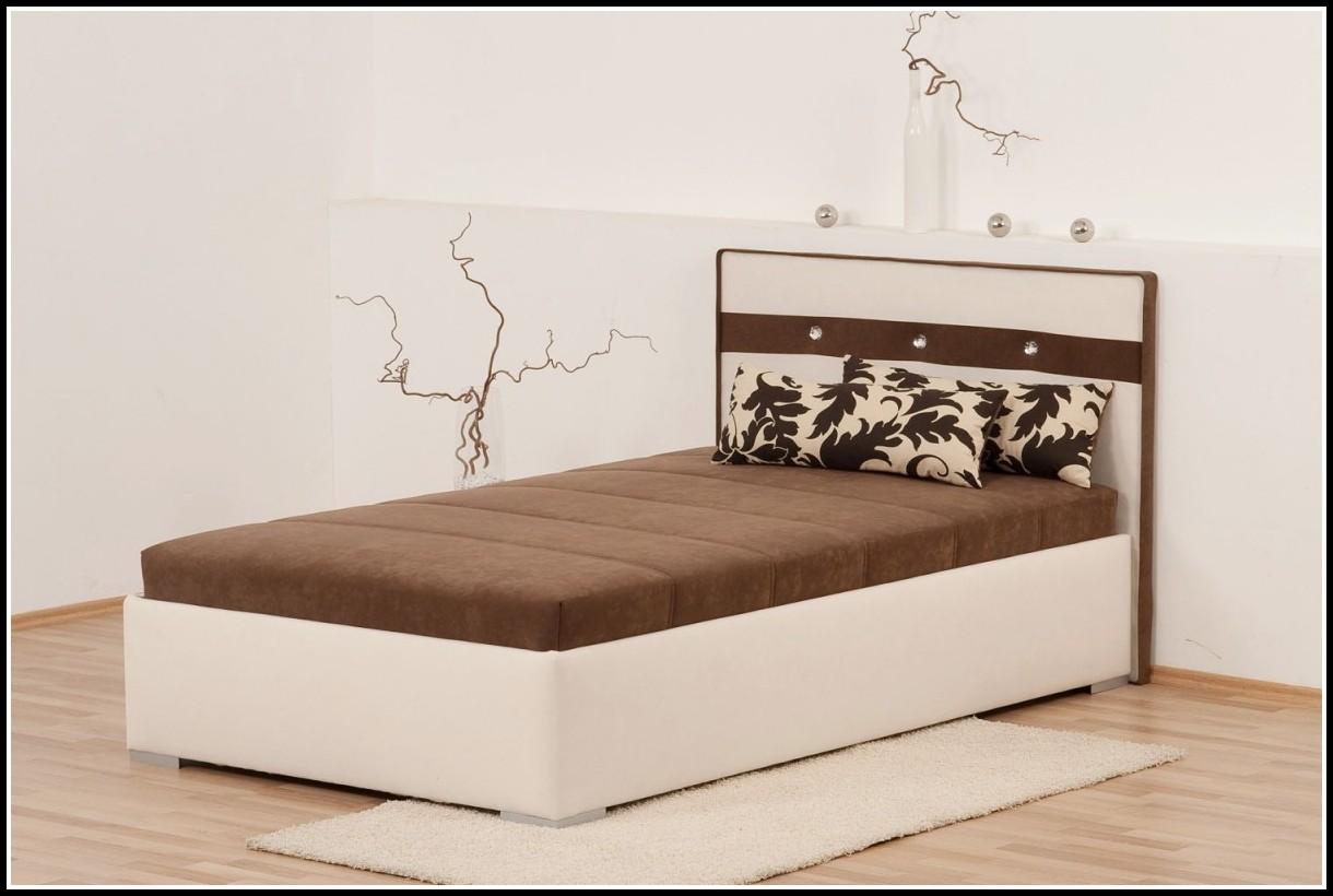 bett 1 20 mit bettkasten betten house und dekor. Black Bedroom Furniture Sets. Home Design Ideas