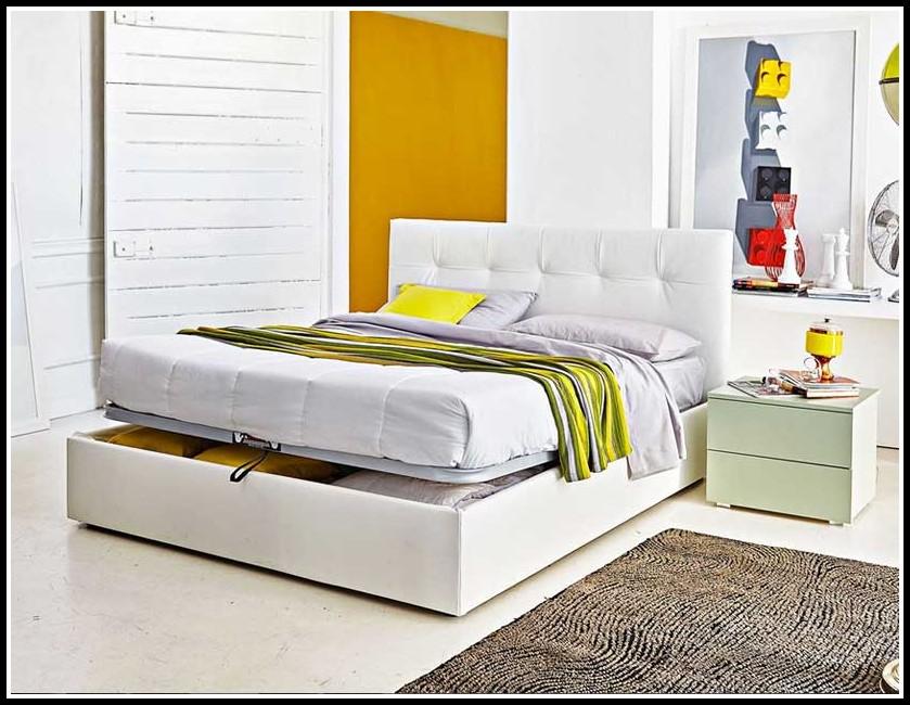 bett 1 40 mit bettkasten betten house und dekor. Black Bedroom Furniture Sets. Home Design Ideas
